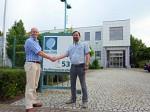 Hong Kong X'tals Ltd, l'un des principaux fabricants asiatiques de produits de fréquence, investit dans IQD FOQ GmbH
