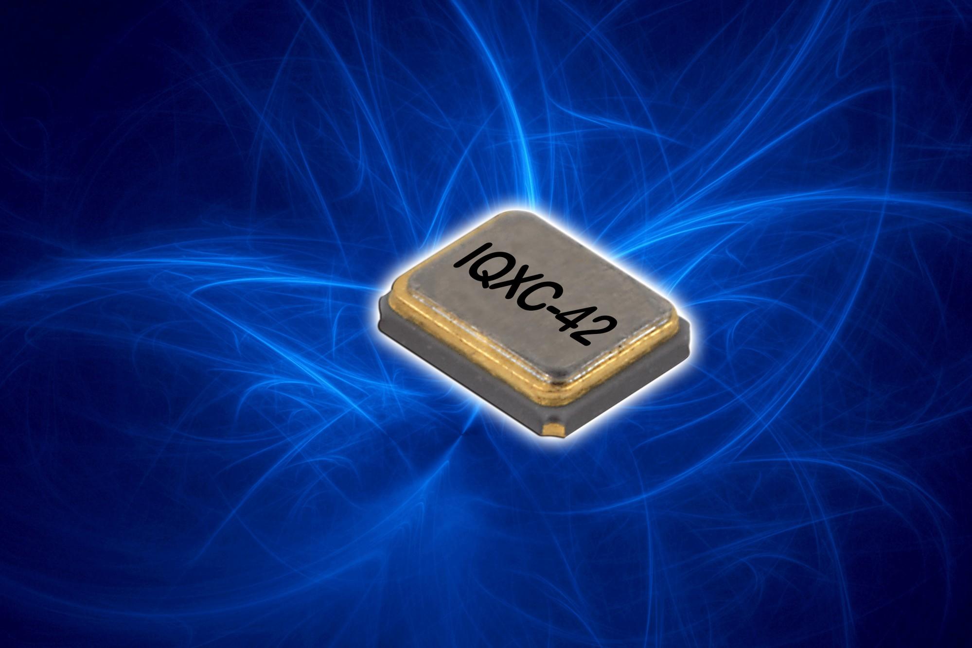 IQD présente un quartz ultra-miniature de seulement 0,5mm de hauteur