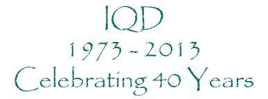 IQD fête ses 40 ans.