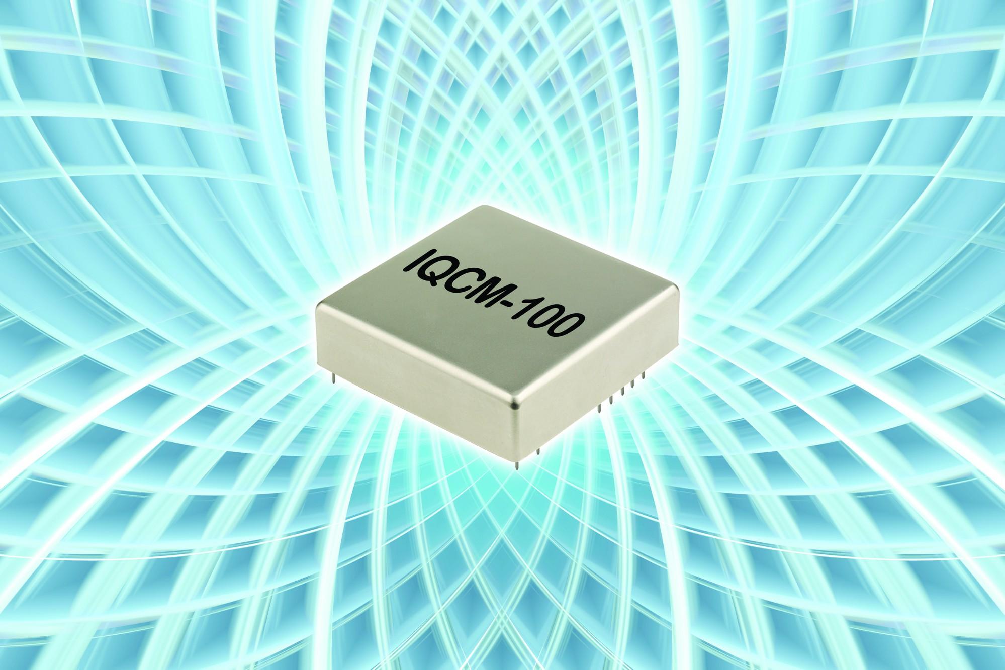IQD présente un nouveau module OCXO avancé pour applications GPS conçu pour les stations de base LTE & G4