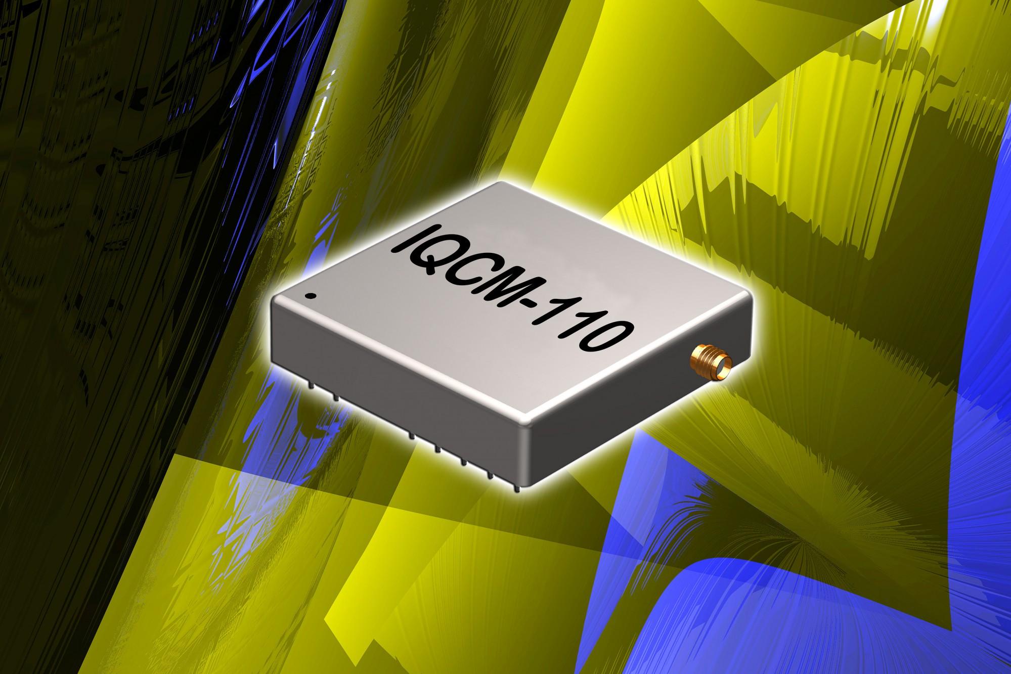 IQD lance ses nouveaux oscillateurs à quartz thermostatés synchronisés par GPS à Electronica
