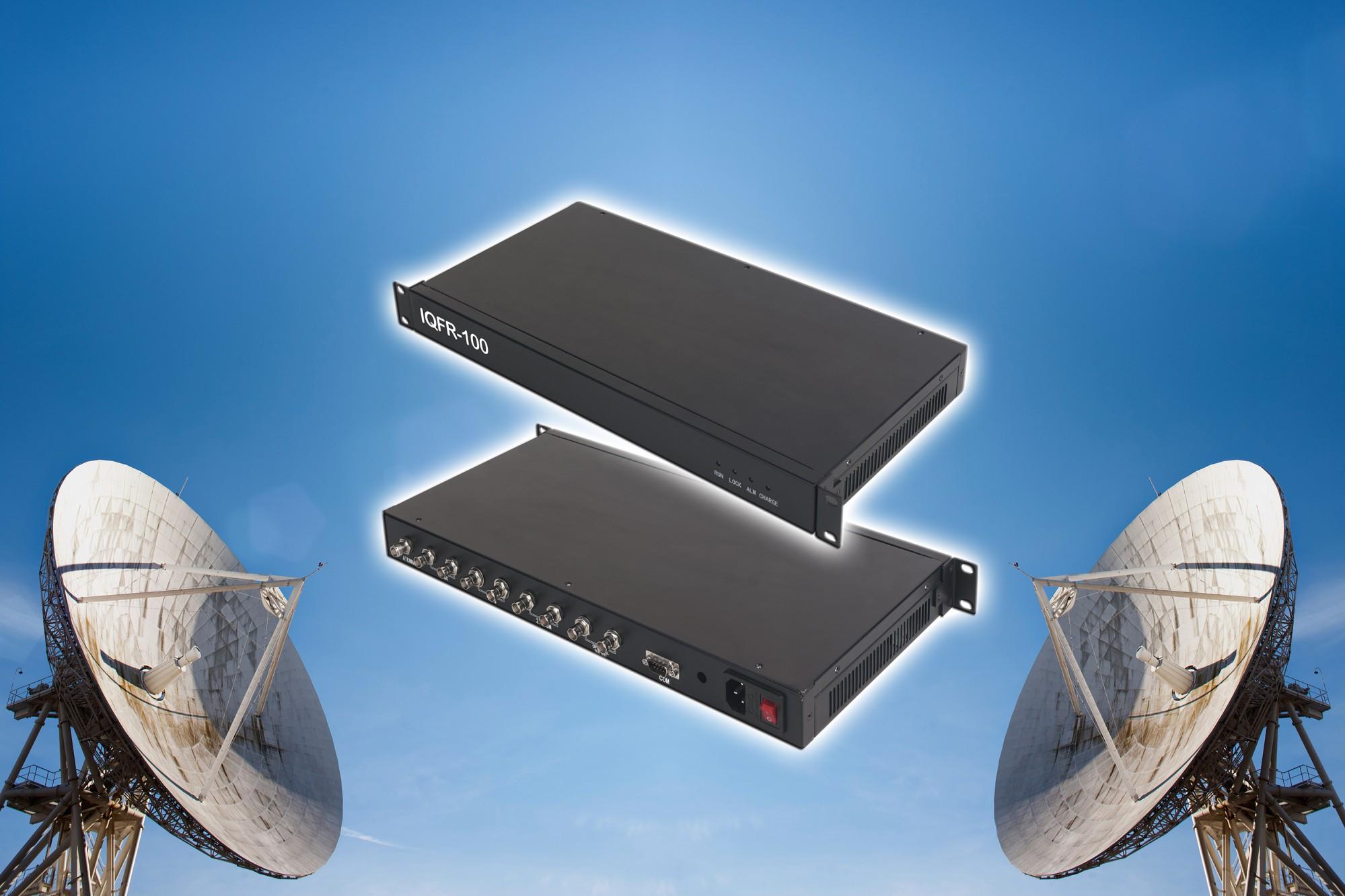 IQD lance son nouvel étalon de fréquence contrôlé par GPS à stabilité d'horloge atomique au salon Embedded World