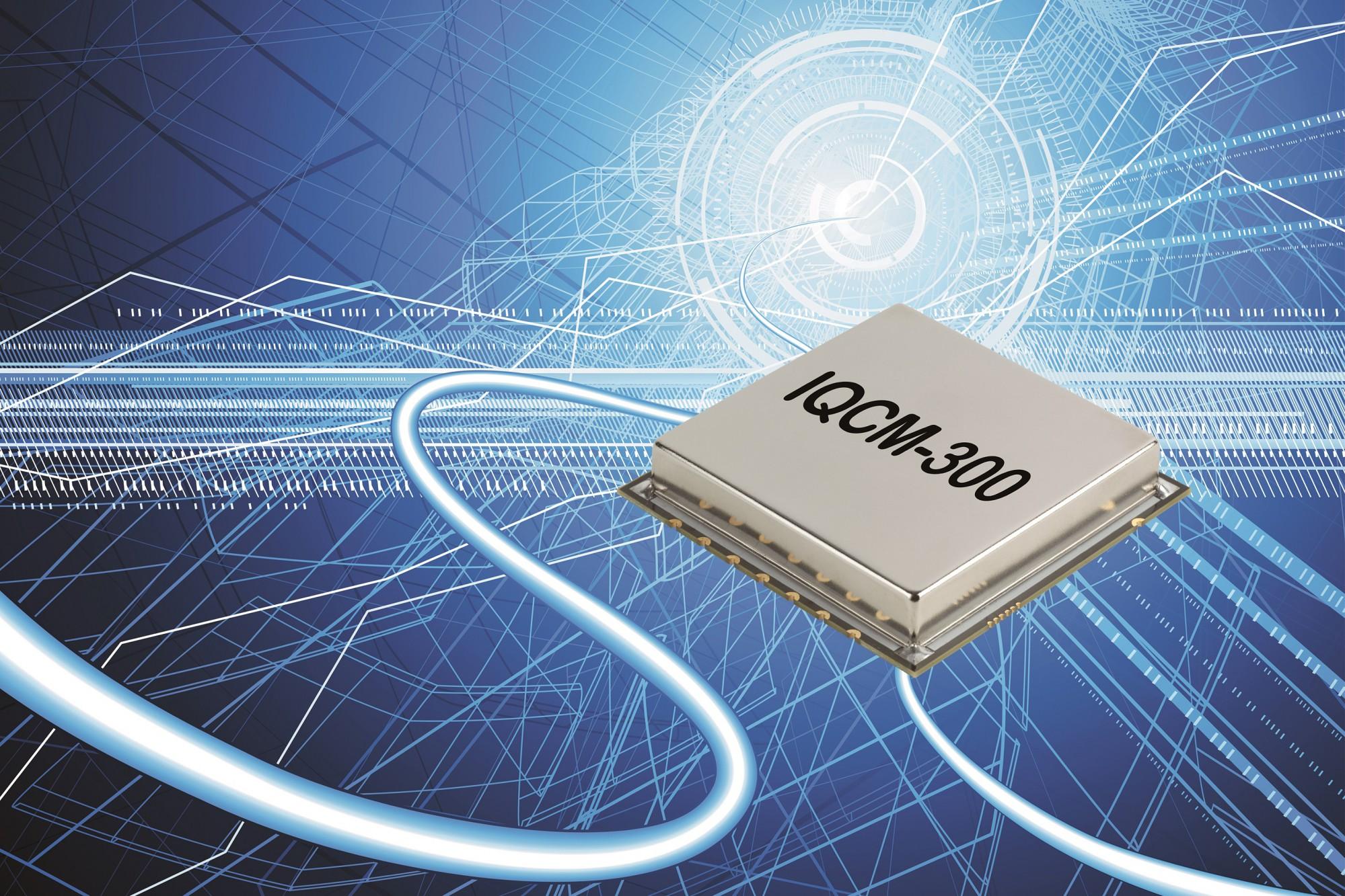 IQD lance un module PTP 1588 à haute capacité de maintien