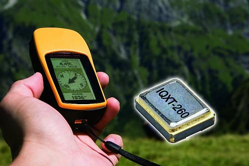 IQD lance une nouvelle gamme d'oscillateurs à quartz à compensation de température (TCXO) et contrôlés en tension (VCTCXO) basse puissance miniature