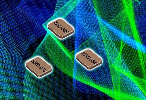 IQD présente l'oscillateur 32.768kHz le plus petit au monde