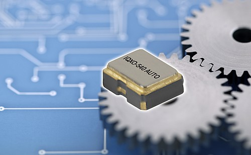 IQD presente son nouvel oscillateur AEC-Q200 ultra-miniature pour applications industrielles & automotives