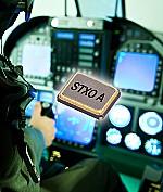 Nouvel oscillateur d'horloge à gigue ultra-faible pour des applications de défense & aéronautique