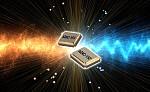 Quartz à haute fréquence ultra-miniature  pour utilisation en mode Fondamental